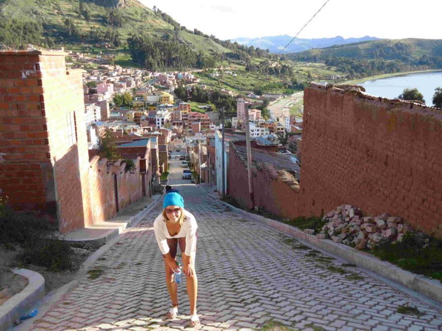 Qhapiya, Bolivia