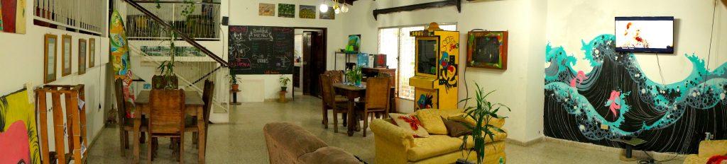 'La Hamaca': great hostel in San Pedro Sula