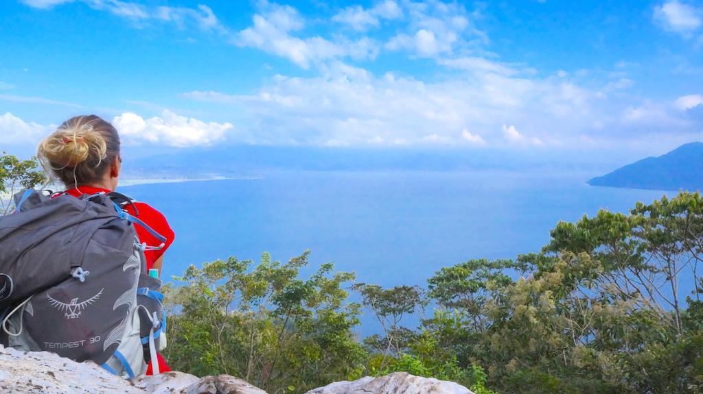 On top of 'Cerro Las Nalgas'