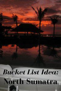 Next vacation: North Sumatra
