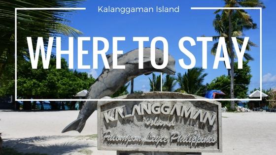 jeyjetter.com: Where to stay on Kalanggaman Island