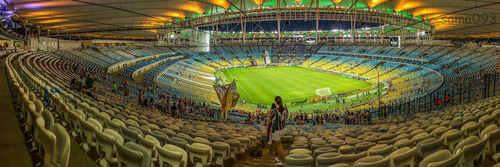 Bucket list: Rio de Janeiro Maracana Stadium; Photo Credit: sama093 on Flickr
