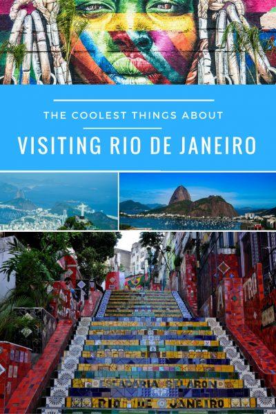 Bucket list: Rio de Janeiro