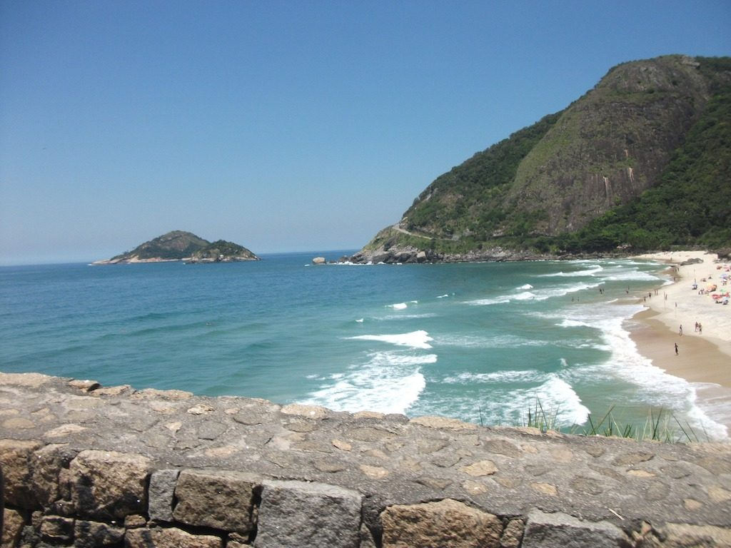 Prainha Beach in Rio de Janeiro
