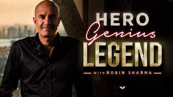 Hero. Genius. Legend