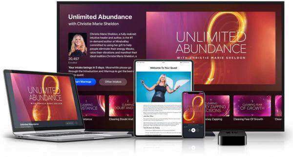 MindValley Unlimited Abundance