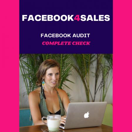 Facebook Audit - Complete Check